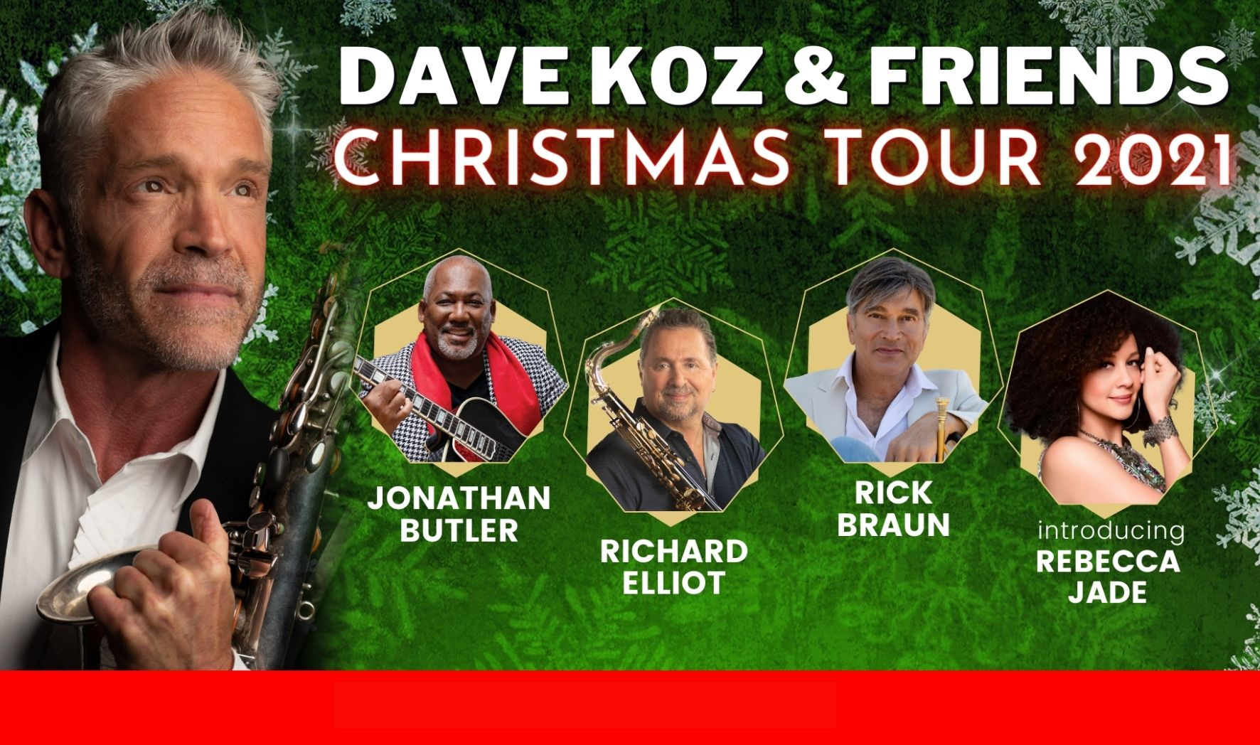 Dave Koz & Friends Christmas Tour 2021