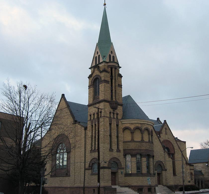 Broad Street Presbyterian Church