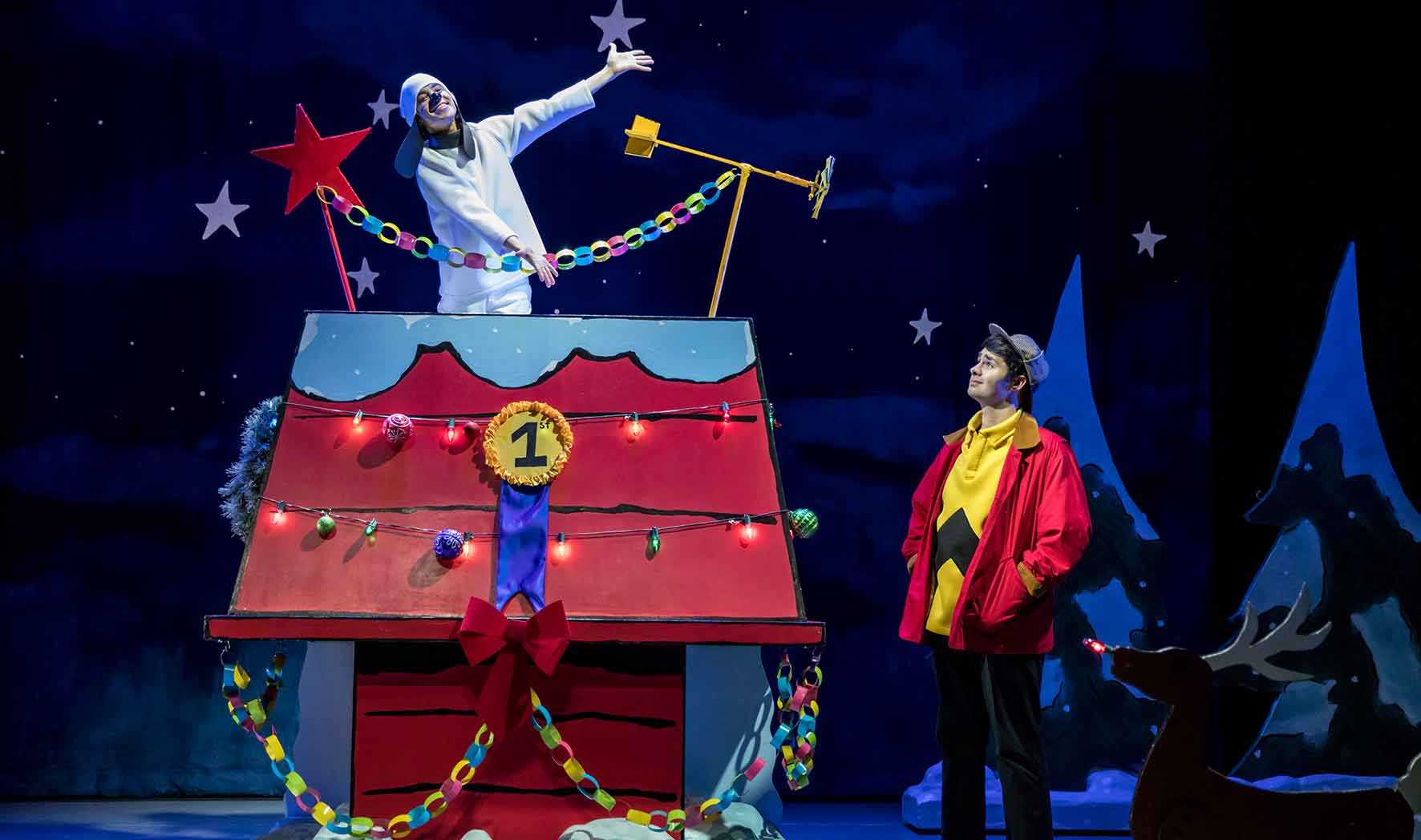 A Charlie Brown Christmas Live On Stage.A Charlie Brown Christmas Live On Stage Columbus