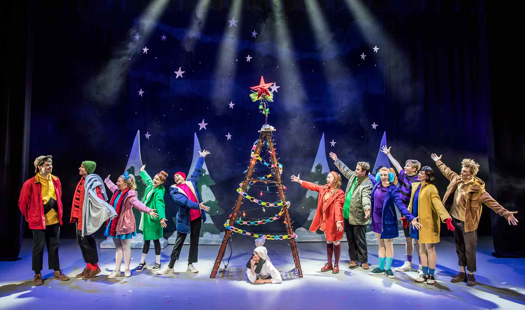 Peanuts Christmas Musical.A Charlie Brown Christmas Live On Stage Columbus