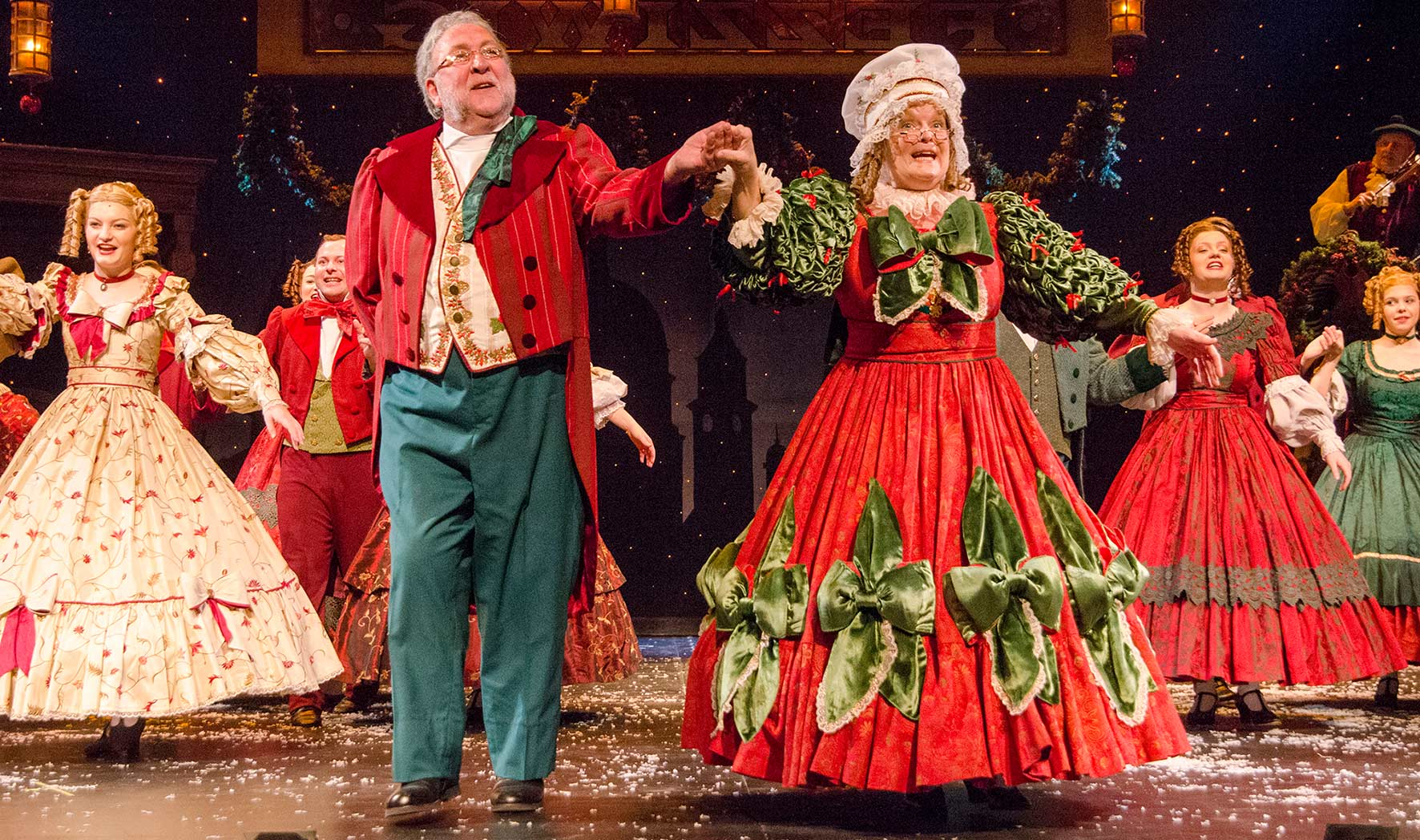 charles dickens a christmas carol - Southern Womens Christmas Show
