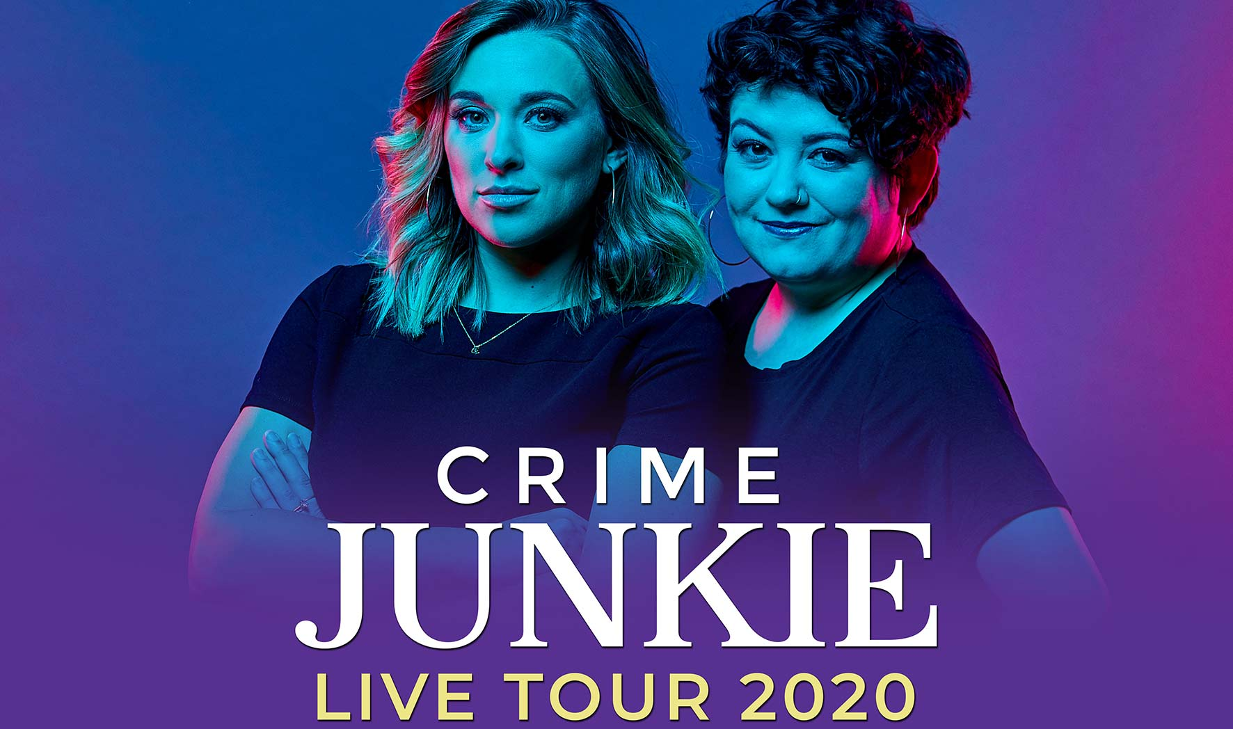 Crime Junkie Podcast Live