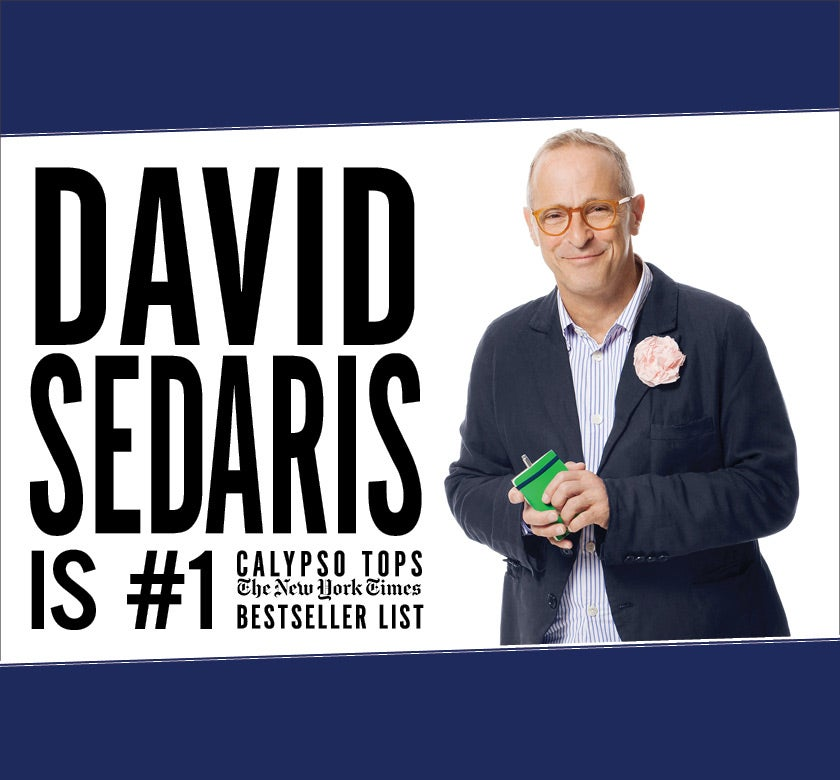 Image result for an evening with david sedaris