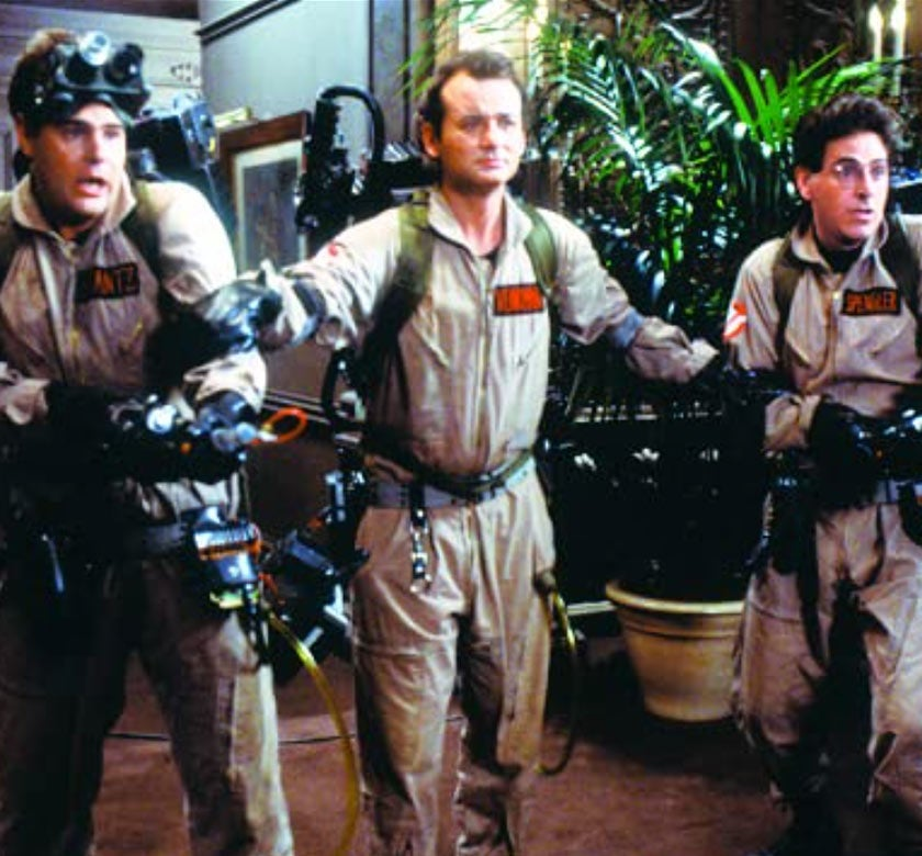 Ghostbusters 1984 Cbusarts