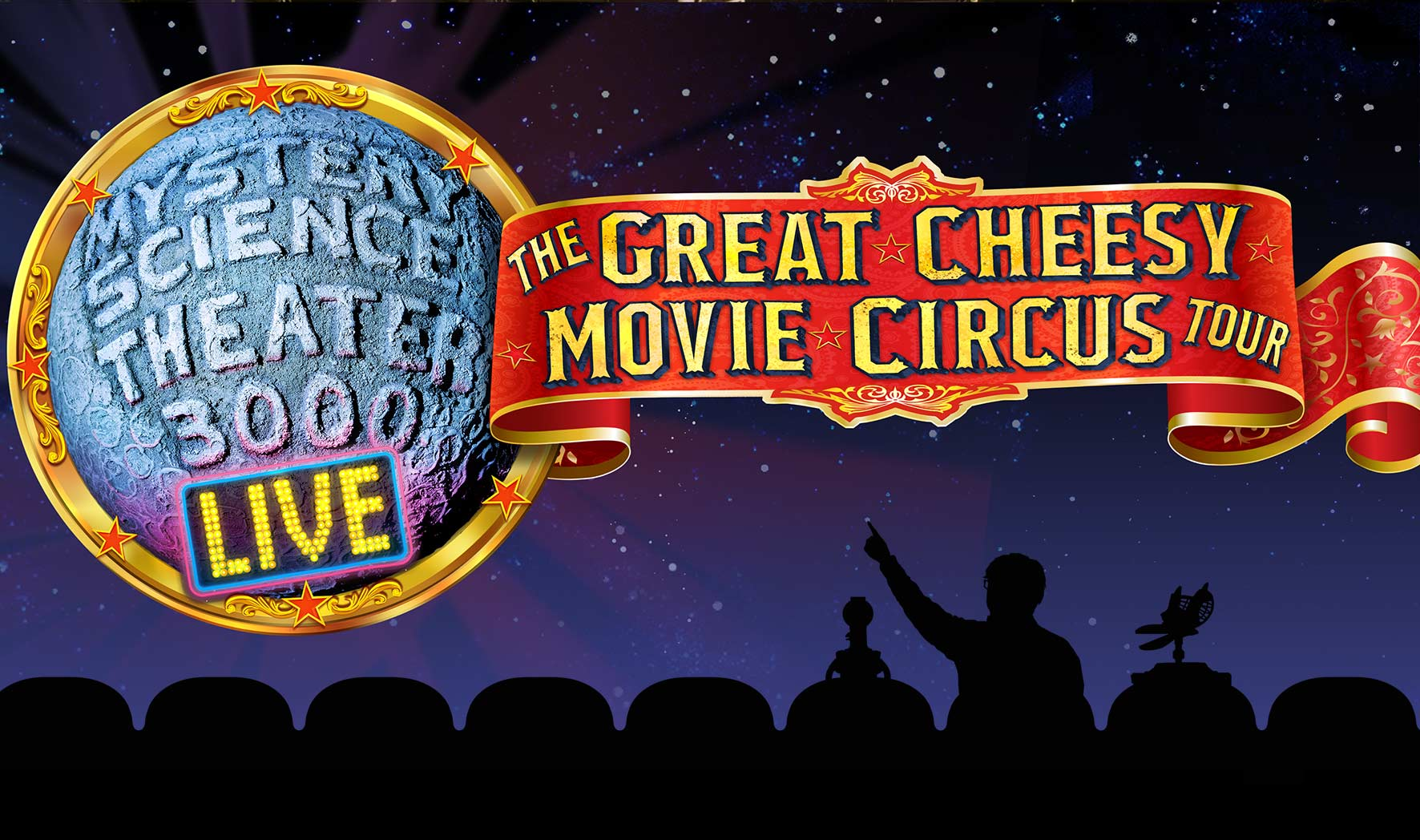 Mystery Science Theater 3000 Live