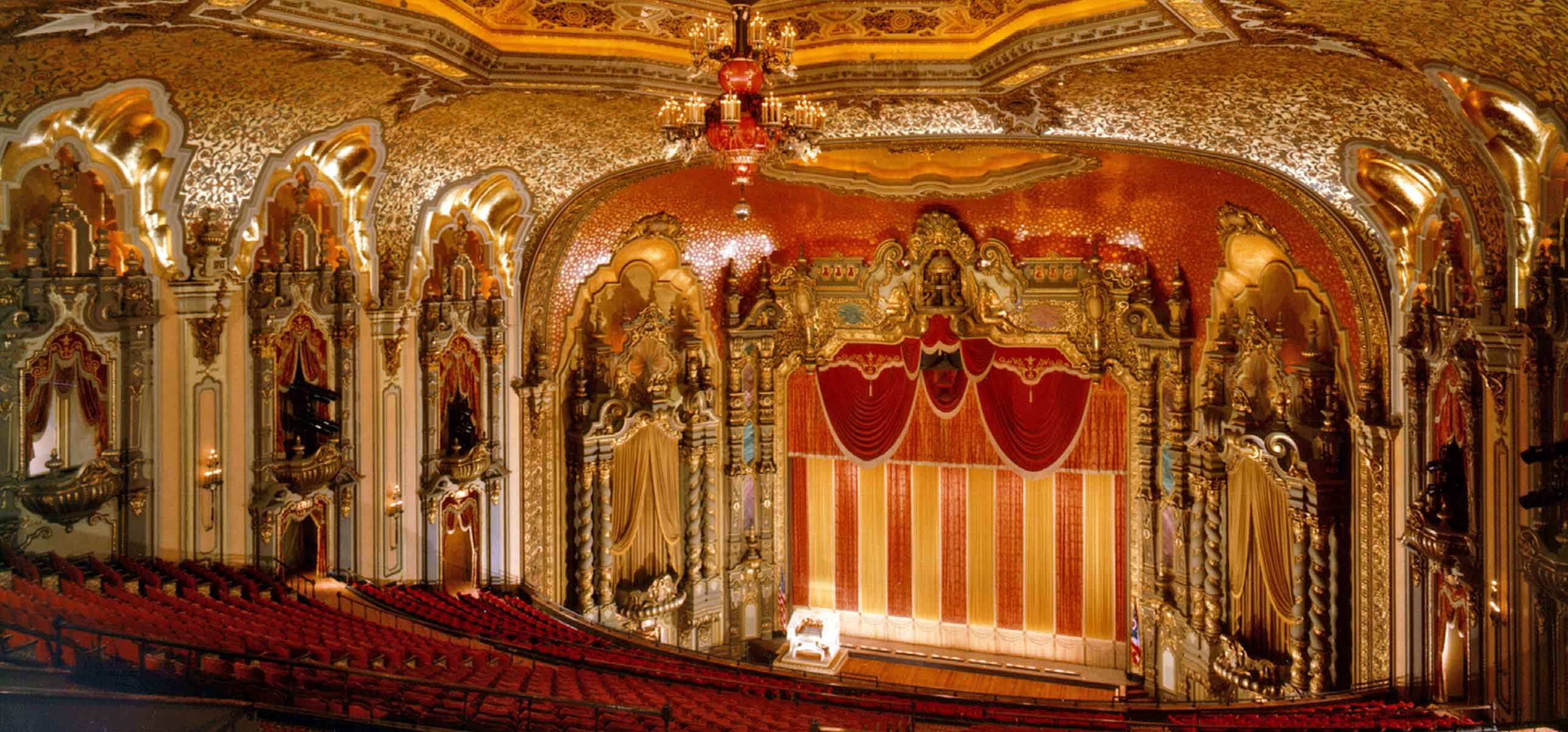 boston opera house balcony Ohio Theatre Columbus Association For The Performing Arts
