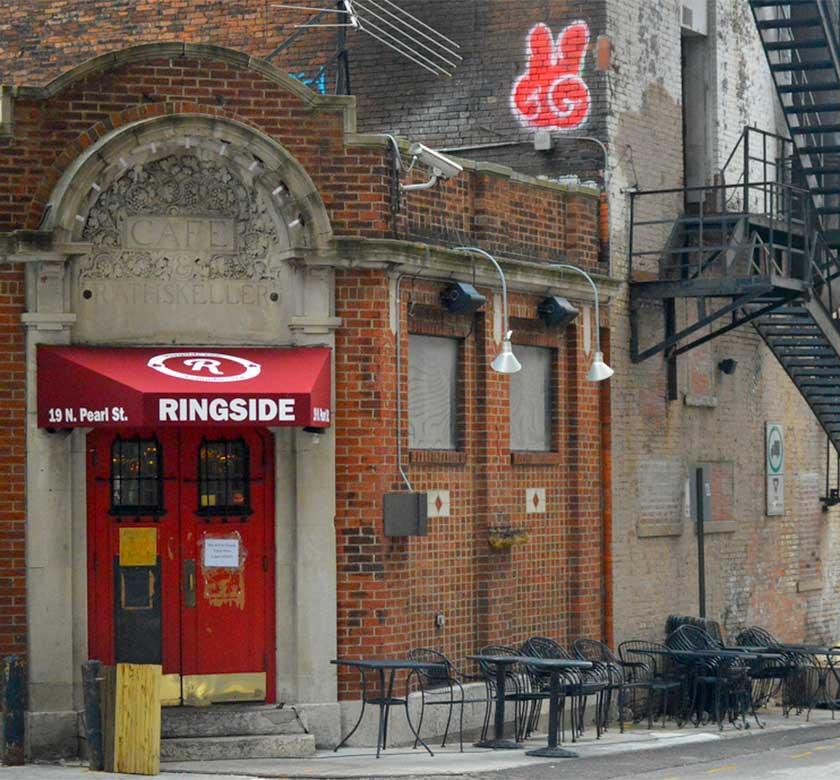 Ringside Café