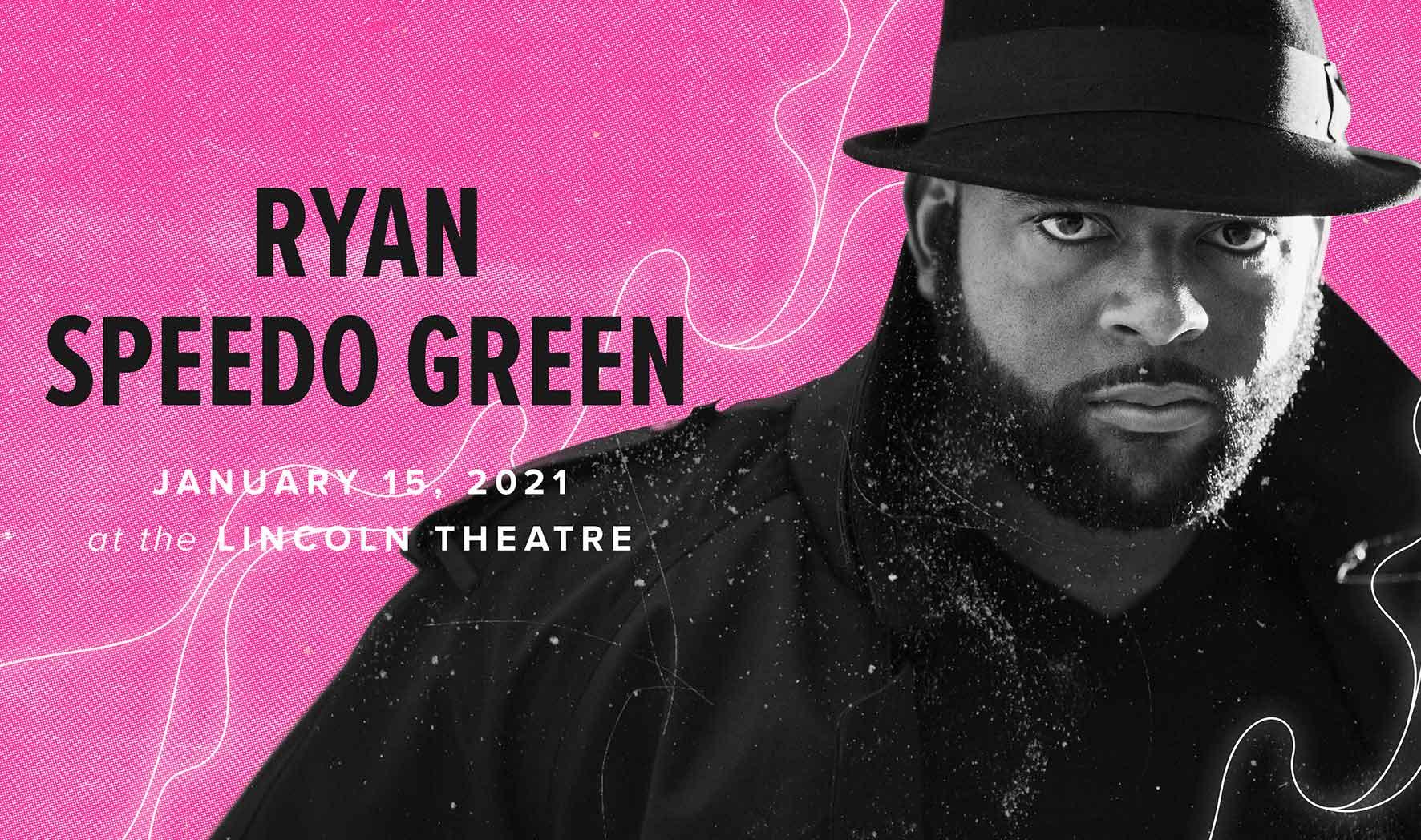 Ryan Speedo Green