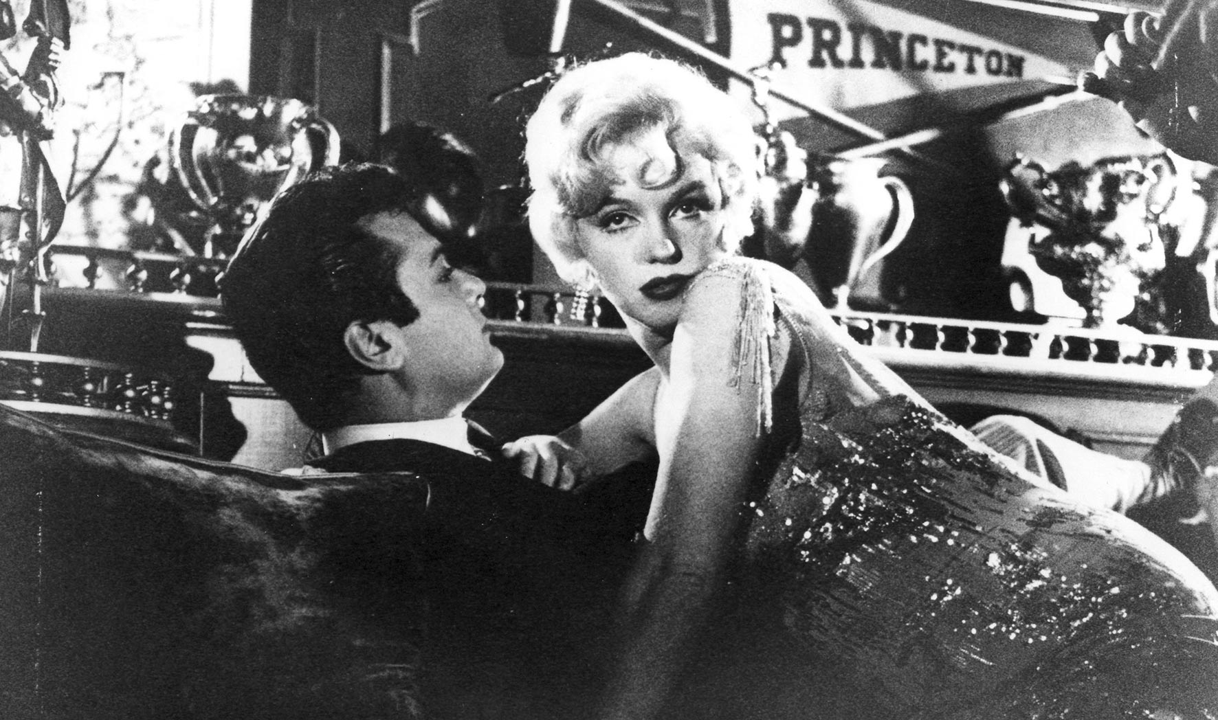 Image result for Some Like it Hot 1959 Tony Curtis