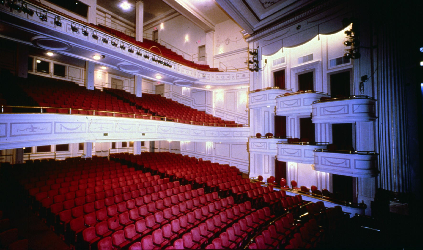 Shubert Theatre Columbus Association For The Performing Arts