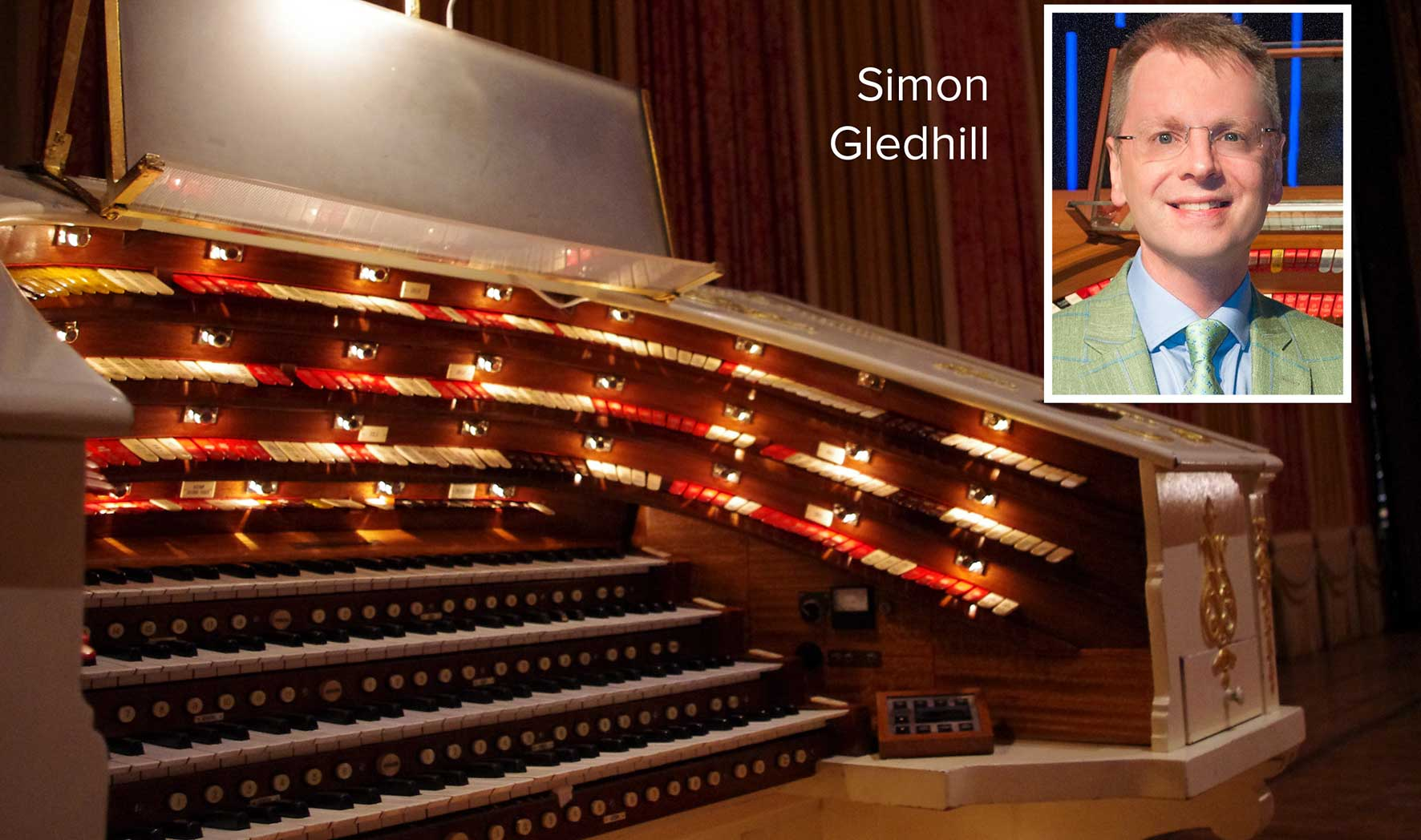 Mighty Morton Free Organ Concert & Singalong