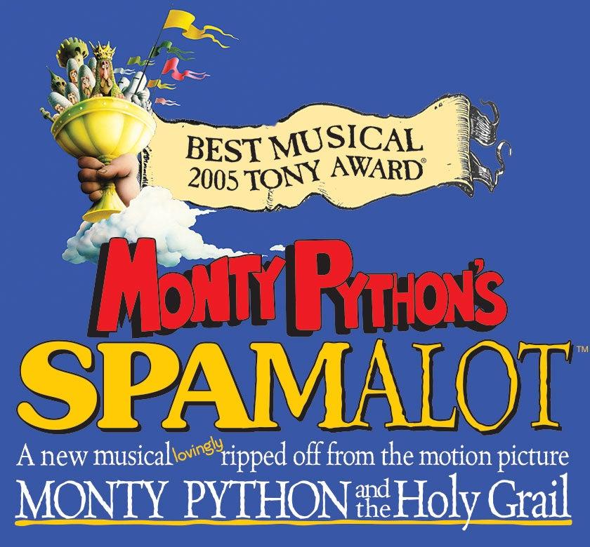 Spamalot logo