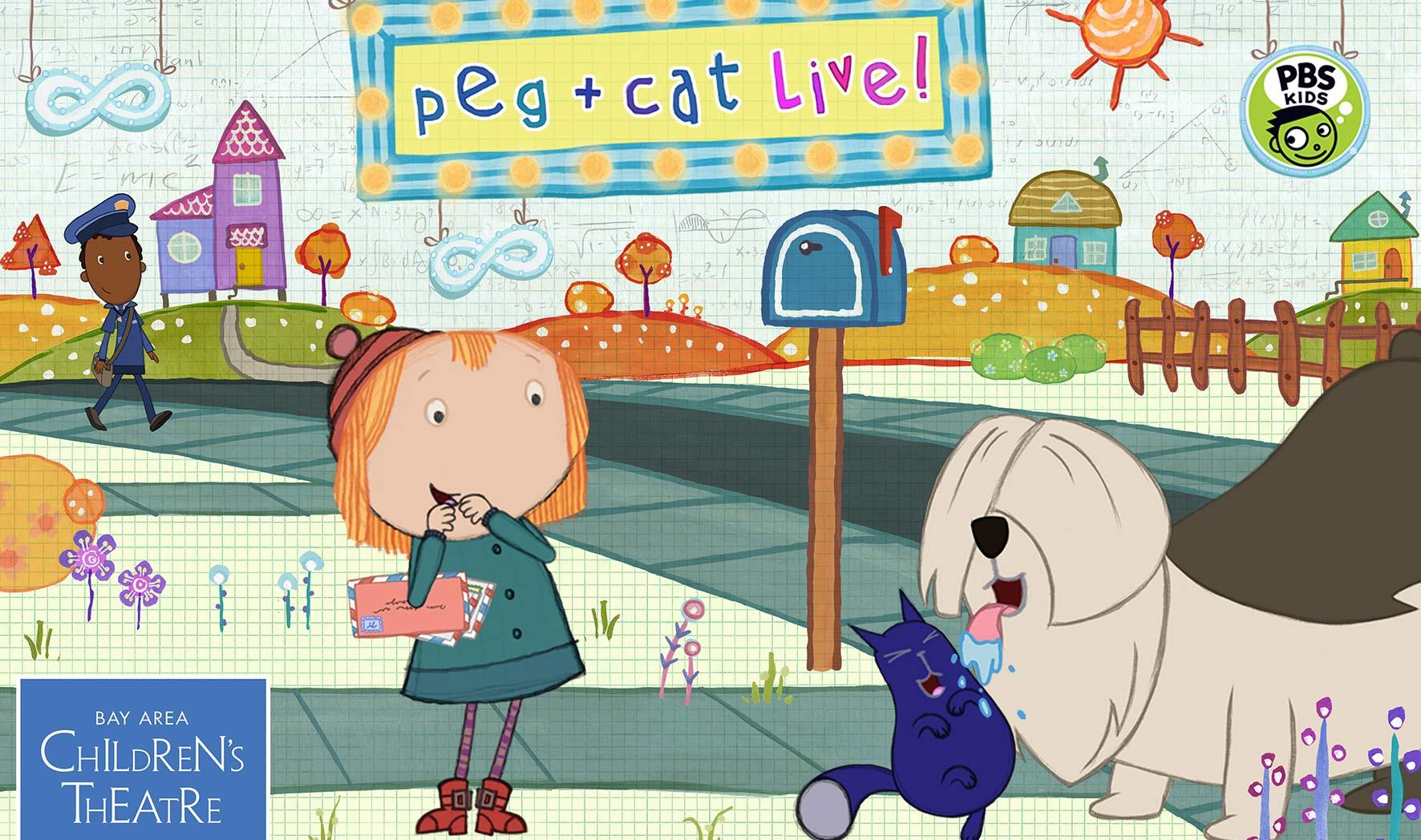 PEG + CAT LIVE!